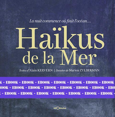 HAIKUS DE LA MER-Numérique